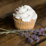 Überbackenes Gemüse mit Lavendel